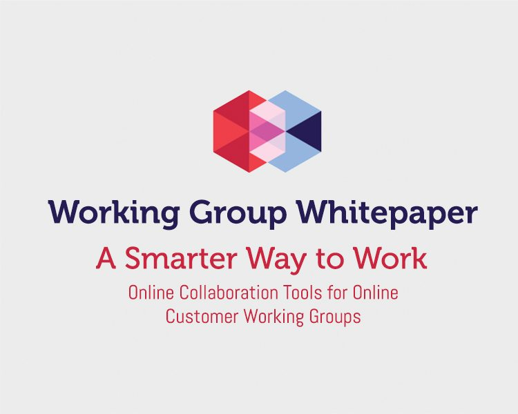 Working Group Whitepaper