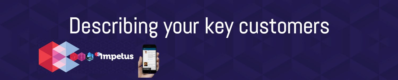 Describing your key customers