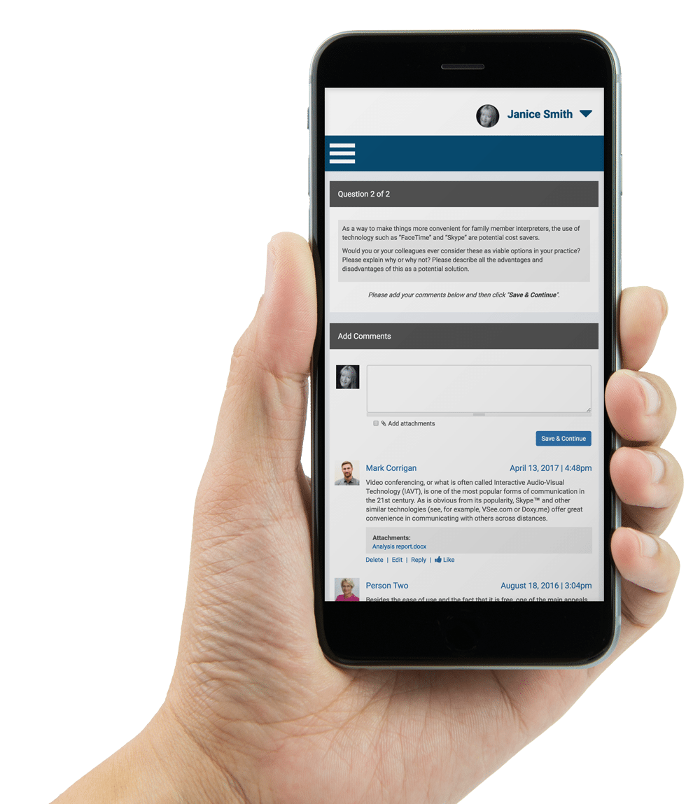Phone | Impetus Digital