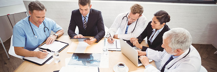 Clinical trial collaboration and communication: a creative way to engage your advisors