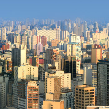 Sao Paolo, Brazil - An important emerging market