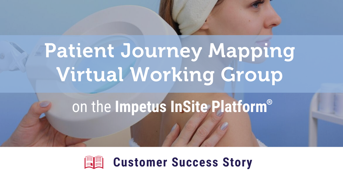 Patient Journey Mapping Virtual Working Group