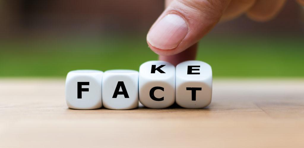 Fact vs. fake news