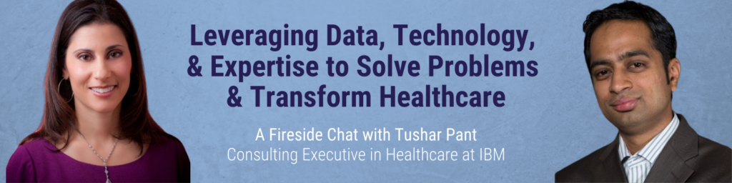 Fireside Chat with Tushar Pant