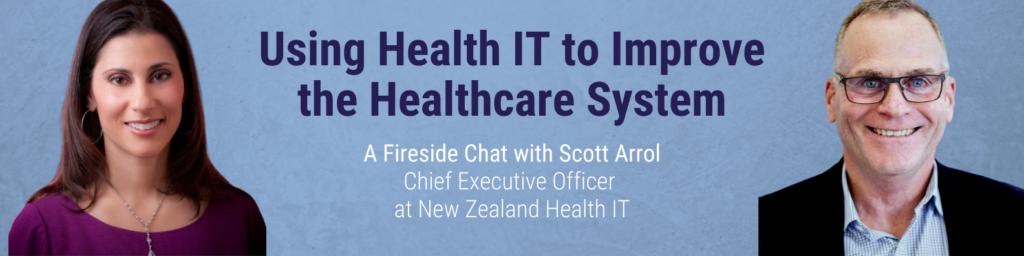 Fireside Chat with Scott Arrol