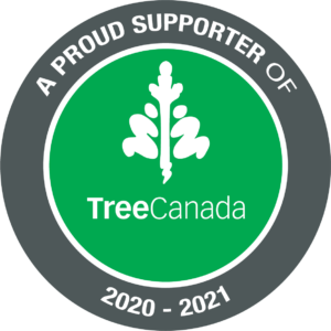 A Proud Supporter of Tree Canada