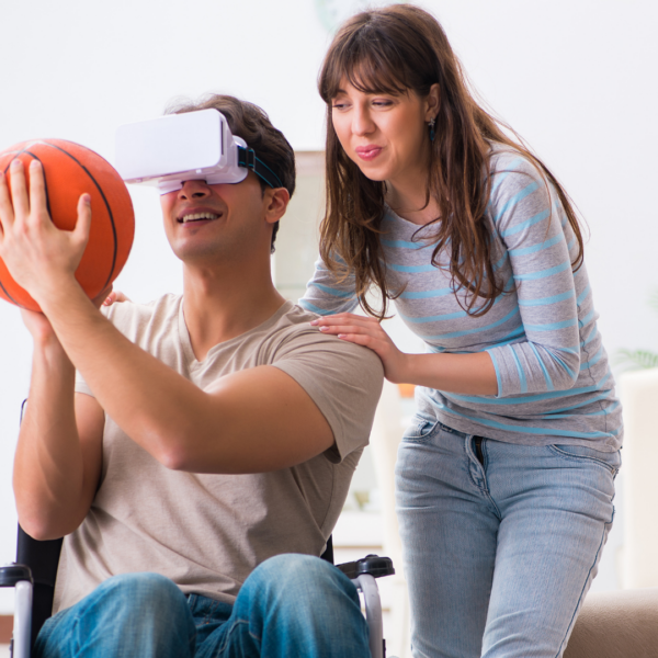 Therapeutic VR for Managing Pain & Improving Patient Outcomes