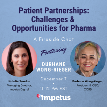 Fireside Chat with Durhane Wong-Rieger