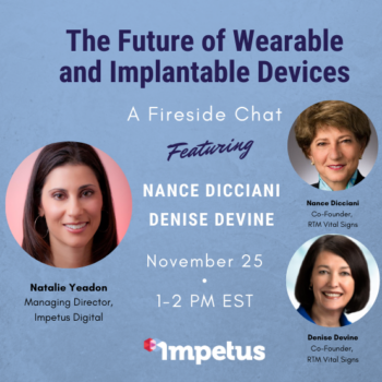 Fireside Chat with Nance Dicciani & Denise Devine