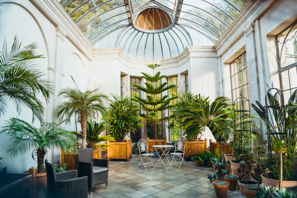Leveraging biophilic design elements can make your virtual event space feel warm and inviting