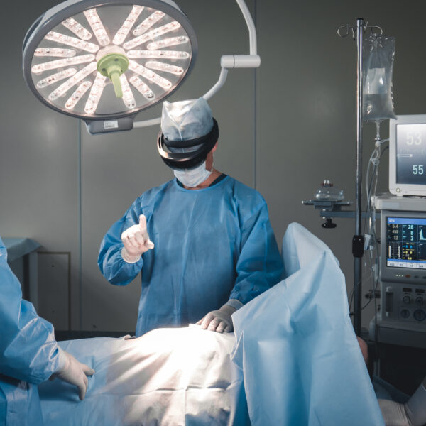 AR in Medicine and surgery