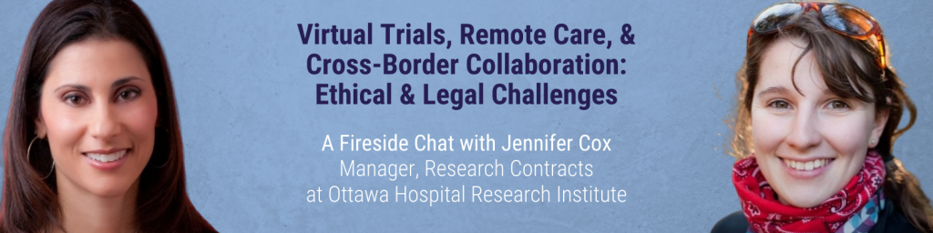 Fireside Chat with Jennifer Cox