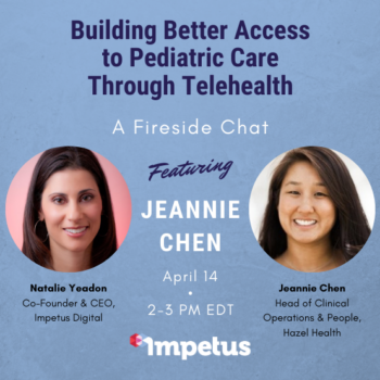 Fireside Chat with Jeannie Chen