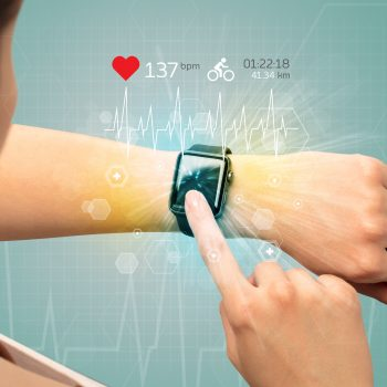 Wearable technologies enable monitoring of health parameters