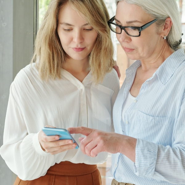 Helping Caregivers Stay Organized, Secured, and Informed